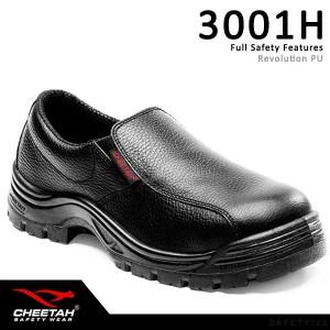 Sepatu Safety Cheetah 3001h Tokopedia