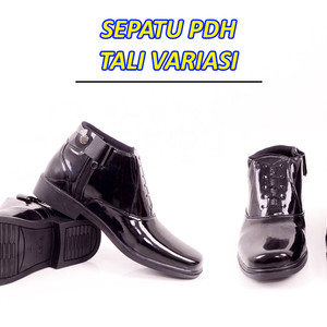 Sepatu Pdh Tni Polisi Tokopedia