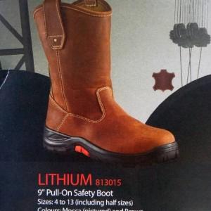 Sepatu Safety Aetos Lithium 813015 Tokopedia