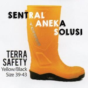 Sepatu Safety Boot Ap Terra 1 Tokopedia