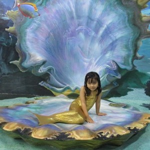 Baju Mermaid Motif Tokopedia