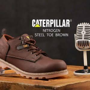 Sepatu Original Caterpillar Nitrogen Tokopedia