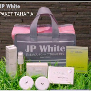 Jp White A 4in1 Free Pouch Gratis Dompet Kosmetik Terlaris Tokopedia