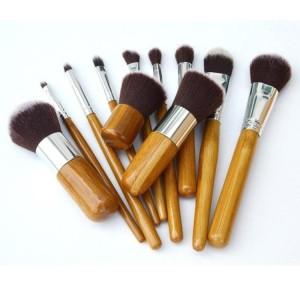Pouch Makeup Brush Set Kuas Kosmetik 7 Pcs Tokopedia
