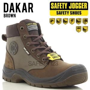 Sepatu Safety Jogger Dakar Tokopedia