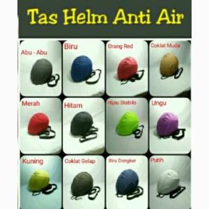 Jual Raincoat Sarung Helm,Jas Hujan Helm,Tas Helm Anti Air Cover Helm Motor