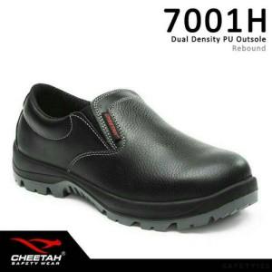 Sepatu Safety Cheetah 7001h Tokopedia