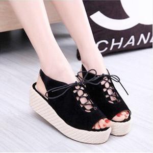 Sepatu Sandal Wedges Wanita Termurah Tokopedia