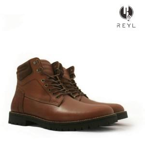 Sepatu Reyl Kulit Asli Tokopedia