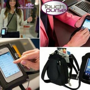 Touch Purse Dompet Hp Serbaguna Tokopedia