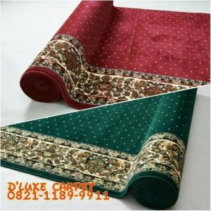 Karpet Sajadah Roll Premium BCF Bahrain DIJUAL PER METER