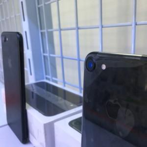 Iphone 7 128gb Blackmatte Second Ori Fullset Tokopedia