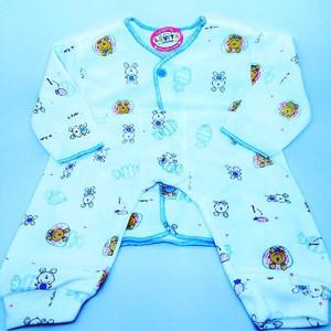 Jual LUVITA 1set Baju Bayi Lengan panjang & Celana Panjang Motif ( NewBorn