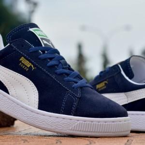 Sepatu Sport Pria Sepatu Puma Pria Casual Tokopedia