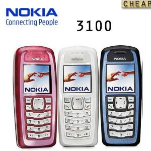 Nokia 3100 New Refurbish Tokopedia