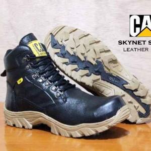 Sepatu Caterpillar Boots Safety 02 Tokopedia
