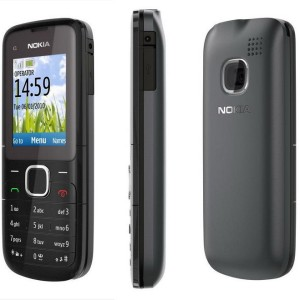 Handphone Jadul Nokia C1 01 Bergaransi Tokopedia