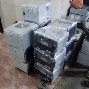 Printer Hp Laserjet 2055dn Tokopedia