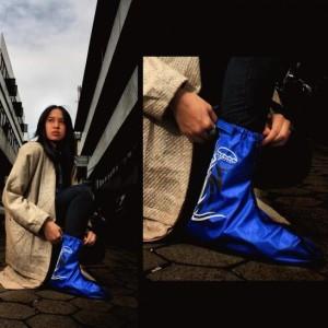 Pelindung Sepatu Waktu Hujan Tokopedia