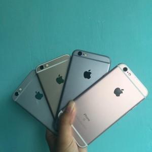 Iphone 6s Plus 128gb Bekas Mulus Tokopedia