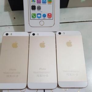 Apple Iphone 5s 32gb Gold Tokopedia