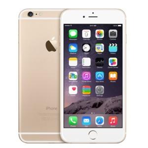 Iphone 6 Plus 64 Gb Gold Garansi 1 Tahun Tokopedia