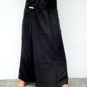 Celana Sarung Preview Hitam Celana Sarung Uje Tokopedia