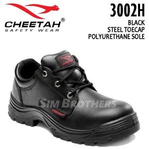 Sepatu Safety Cheetah 3002h Tokopedia