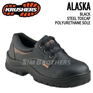 Sepatu Safety Krushers Alaska Tokopedia