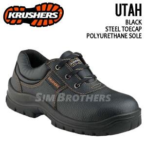 Sepatu Safety Krushers Utah Tokopedia