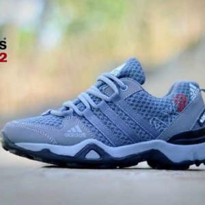 Promo Sepatu Pria Adidas Man Joging Lapangan Jajan Kerja Formal Kantor Hangout Olahraga Tokopedia