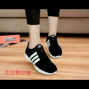 Sepatu Olahraga Runing Sneaker Adidas Tokopedia