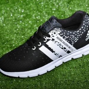 Sepatu Sport Adidas Adizero Knit 2 0 Biru Sport Kets Lari Jogging Tokopedia