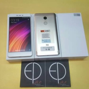 Xiaomi Redmi Note 4x 4gb Ram 64gb Rom Black Tokopedia