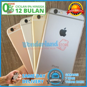 Iphone 6s 32gb Rose Gold Garansi Tokopedia