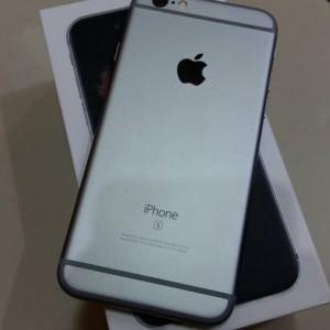 Iphone 6s 64gb Grey 2nd Ex International Tokopedia