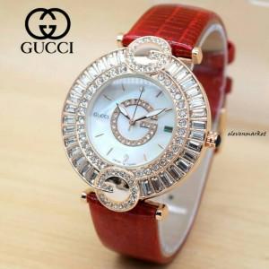Jam Tangan Wanita Guccii Premium Tokopedia
