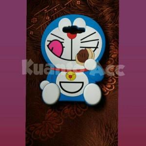 Case 4D Doraemon Dorayaki Samsung V2 J1 Mini Prime/New/Karakter/3D