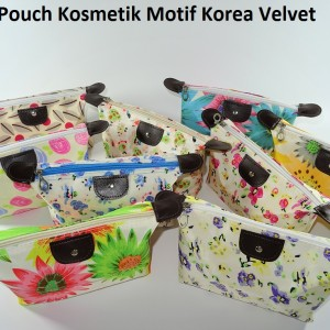 Pouch Tas Kosmetik Bag Make Up Body Lotion Aksesoris Tokopedia