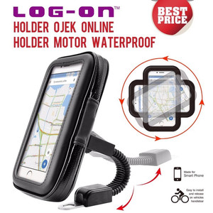 Holder Hp Motor Waterproof Tokopedia