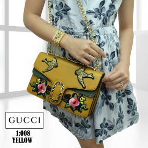 Daftar Harga Tas Gucci Selempang Rantai Wanita Import Semi Premium ... 28da87d186