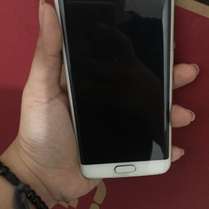 Samsung S6 Edge 64gb White Second Mulus No Minus Tokopedia