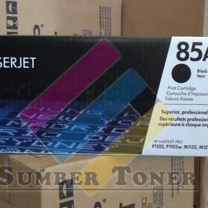 Toner Hp Laserjet 85a Original Tokopedia