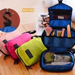 Promo Travel Mate Tas Peralatan Mandi Kosmetik Toilet Bag Organizer Make Up Kit Organizer Tokopedia