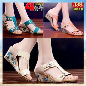 Sepatu Sandal Wanita Type 225 Tokopedia