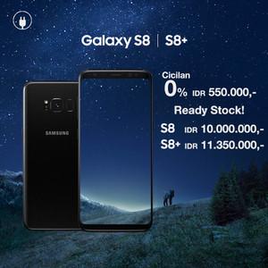 Samsung S8 Plus Sein 64gb Mulus Fullset Ori Grs Sein Samsung Resmi Tokopedia