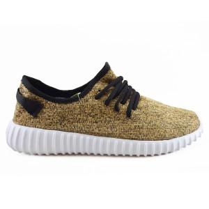 Jual Sepatu Sneaker Trendy Masa Kini Murah Meriah Wanita - Koketo Zis 10