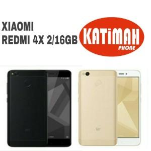 Xiaomi Redmi 4x Ram 2 Intenal 16gb Tokopedia