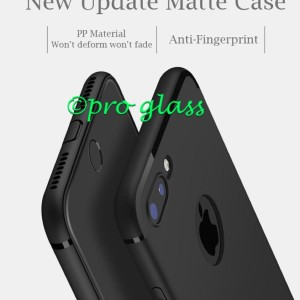 Iphone 7 Plus Black Matte 256gb Second Fullset Ex International Tokopedia