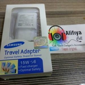 Charger Samsung Original Fastcharging Note 4 Note 5 S6 S7 Asus 2 Hp Brand Lain Yang Support Fastcharging Tokopedia